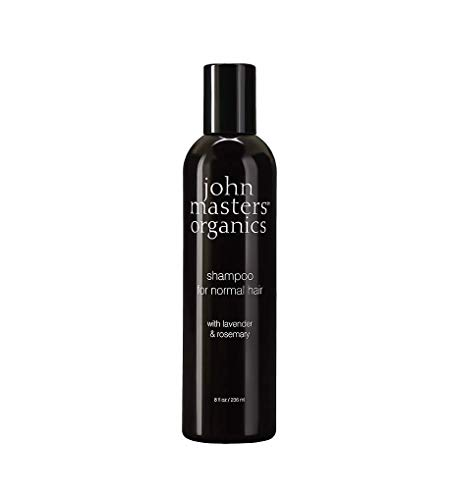 John Masters Organics Shampoo For Normal Hair With Lavender & Rosemary, 1er Pack (1 x 236 ml)