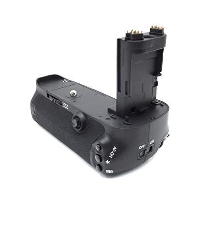 Meike profesional empuñadura de batería para más Canon EOS 5D Mark III BG-E11 de repuesto + 1 x mando a distancia por infrarrojos!