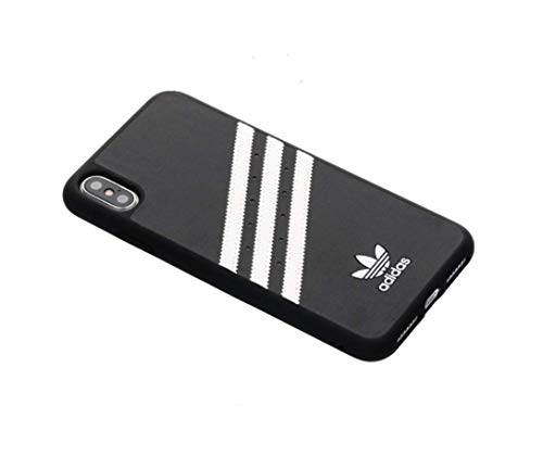 adidas ADDCT033 iPhone XS MAX Black and White