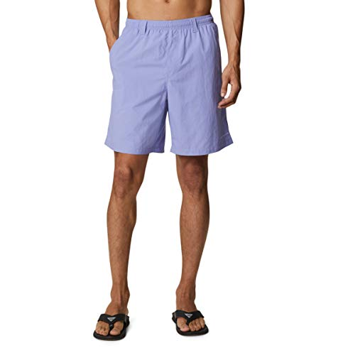 Columbia Backcast III - Pantalones Cortos de Agua para Hombre, Hombre, Backcast III - Pantalón Corto de Agua, 1535783, Cuento de Hadas, 1X x 8L