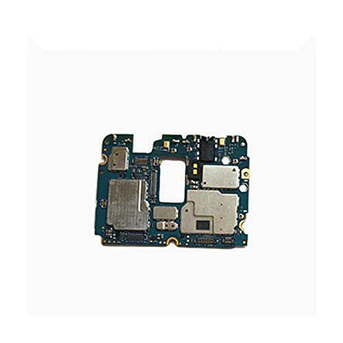 YANGLY Celular Placa Principal ABOQUEDA Fit For XIAOMI MI 5S MI5S M5S Plus 6GB + 128GB Placa Base De La Placa Base Pieza Repuesto teléfono Celular Placa Base