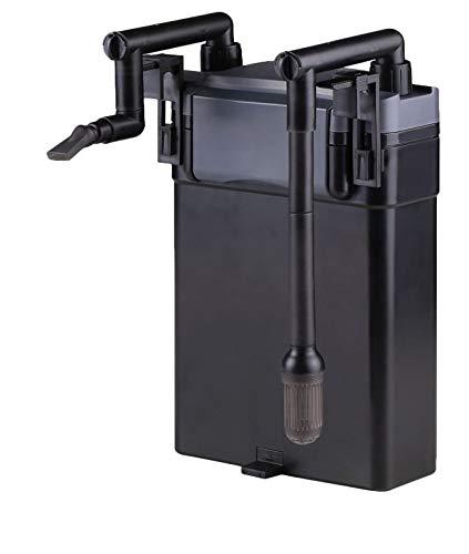 GRECH HBL-803 Filtro Esterno Appeso 6W 500L H 5 CESTELLI per Acquario 50-200 L
