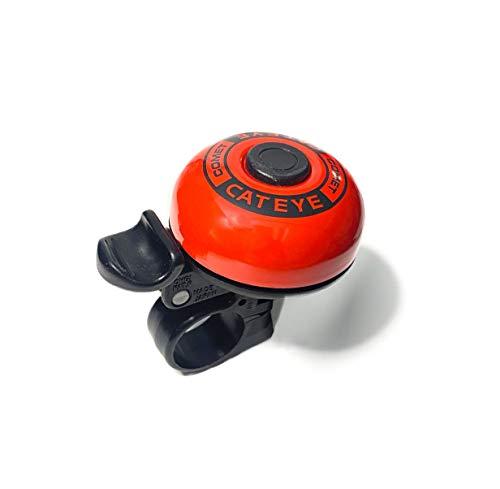 CATEYE Fahrradklingel PB-200 Comet Bell, Rot, One Size, FA003527912