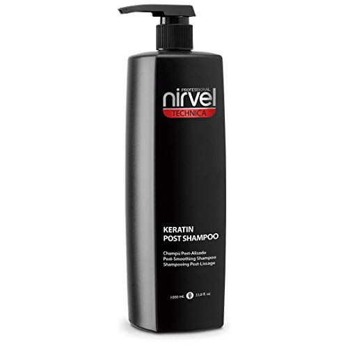 Nirvel Champú con Queratina Post - 1000 ml