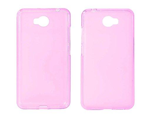 caseroxx TPU-Hülle für Archos 50 Cobalt, Handy Hülle Tasche (TPU-Hülle in pink)