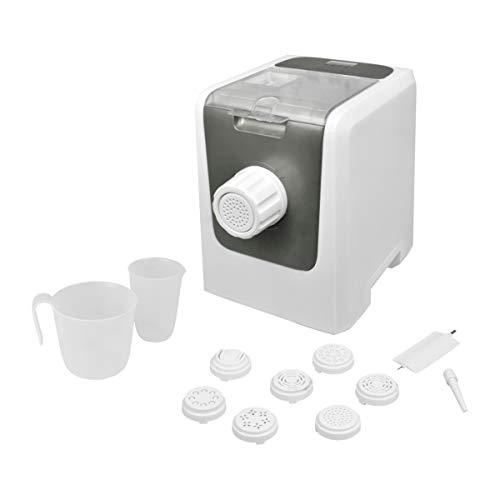 Pasta Maker elektrisch 8Nudelaufsätze Spaghettimaschine Nudelmaschine