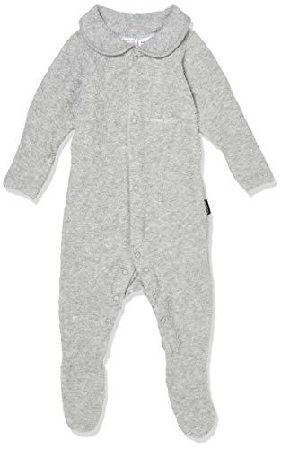 Bonds Baby Original Poodlette Wondersuit, New Grey Marle, 0000 (Newborn)