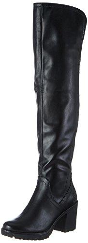MARCO TOZZI Damen 25604 Stiefel, Schwarz (Black Antic), 38 EU