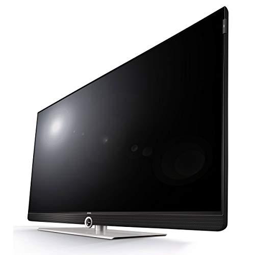 LOEWE Art 48 UHD 4K Ultra HD Smart TV Black - LED TVs (4K Ultra HD, B, 3840 x 2160, Black, Edge-LED, 3840 x 2160 pixels)