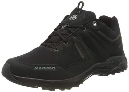 Mammut Damen Trekking- & Wander-Schuh Ultimate Pro Low GTX®, Schwarz (Black), EU 39 1/3