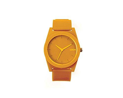 Uhr Lexon Frühling orange