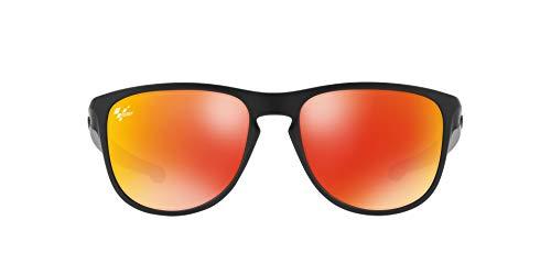 Oakley OO9342-15 Lunettes de soleil Matte Black Prizm Ruby