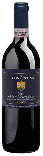 Bio Wein Il Conventino Vino Nobile Riserva Cuvée Rotwein Barrique Toskana Italien 2015 Trocken Vegan (1 x 0.75 l)
