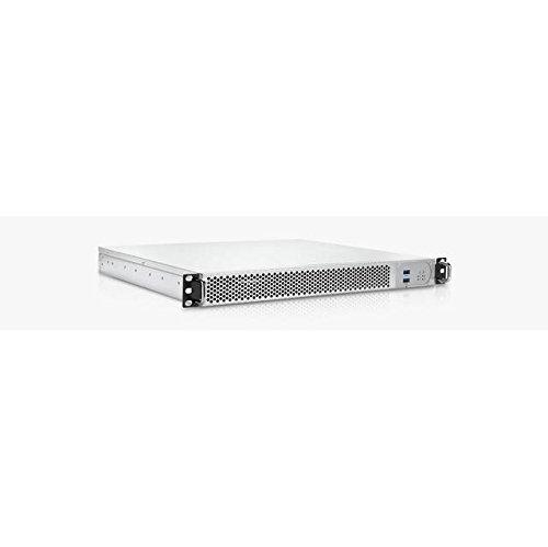 In-Win Rackmount IW-RF100-S315 1U Appliance 315W Power Supply 0/0/(2x2.5inch) Silver Brown Box
