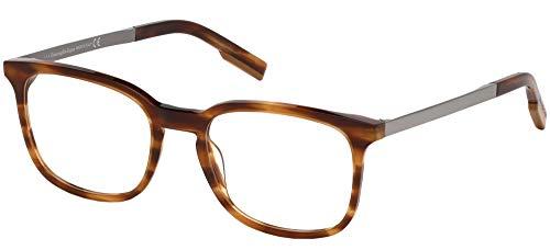 Gafas de Vista Ermenegildo Zegna EZ5143 Havana 53/19/145 unisex
