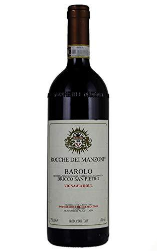 Podere Rocche dei Manzoni - Barolo DOCG Bricco San Pietro'Vigna d'la Roul' 2013 0,75 lt.