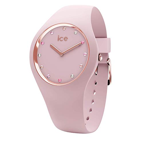 Ice-Watch - ICE cosmos Pink shades - Women's wristwatch with silicon strap - 016299 (Small)