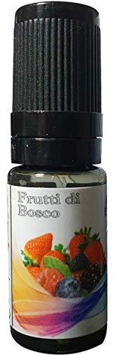 Aroma Concentrato 10ml - Frutti di Bosco - 3 flaconi - History-Mod Production - Made in Italy