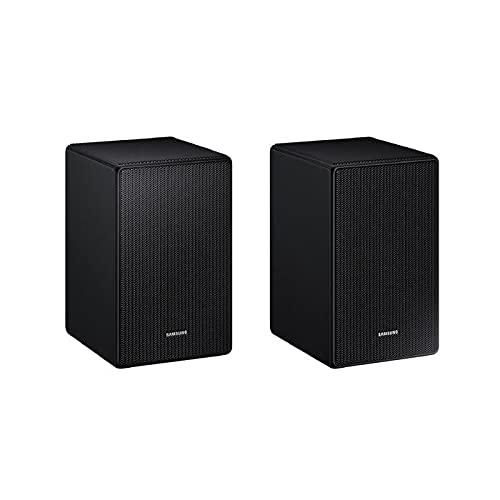 Samsung Wireless Rear Speaker Kit Lautsprecher, schwarz