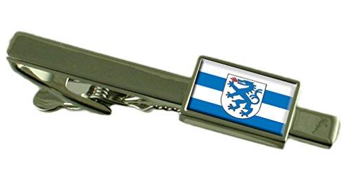 La città di Ingolstadt Germania bandiera Clip