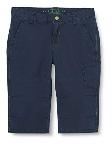 s.Oliver Junior Jungen 402.10.004.18.180.2037895 Hose, Dark Blue, 176