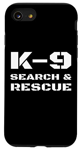 iPhone SE (2020) / 7 / 8 K-9 Search And Rescue Dog Handler Trainer SAR K9 Team Unit Case