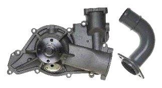 Gates 43546 Water Pump for Ford 7.3L Diesel