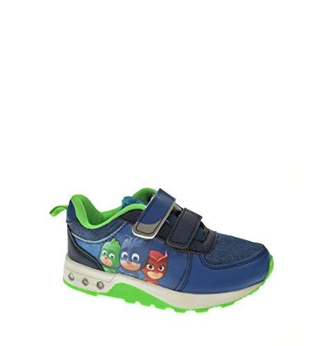 Cerdá PJ Masks, Zapatillas para Niños, Azul (Azul C04), 23 EU