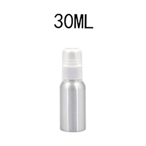 Gwxevce Dispensador loción jabón Prueba Fugas Aluminio