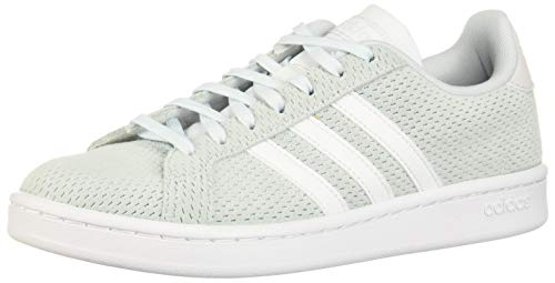 adidas Grand Court, Zapatillas de Tenis Mujer, Sky Tint/FTWR White/Dash Grey, 36 2/3 EU