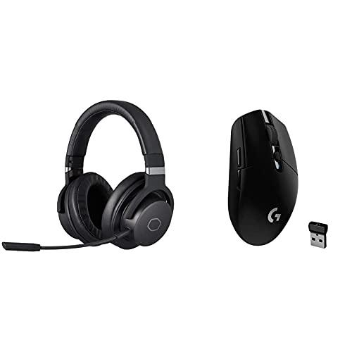 Cooler Master MH752 Auriculares Gaming Headset Sonido Entorno Virtual 7.1, Compatible...