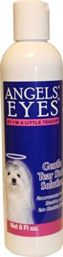 ANGELS' EYES Tear Stain Solution for Dogs and Cats - 8oz