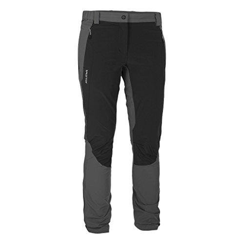 SALEWA Damen Hose Orval 4.0 DST W Pants, Black Out/0730, 42/XL, 00-0000024879