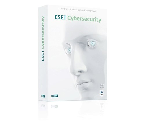 ESET Cybersecurity fuer Apple Mac 1PC [import allemand]