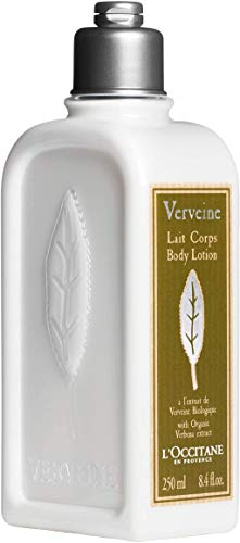 L'Occitane Organic Verbena Body Lotion, 8.4 Fl Oz