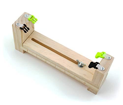 Knüpfhilfe für Paracord Seile zur Herstellung von Armbändern Halsbändern Kordeln UVM Marke PRECORN