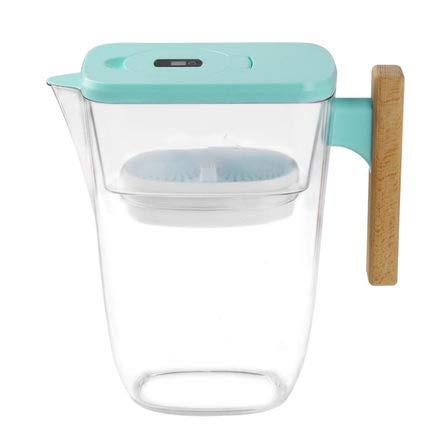 Wasserfilter Wasserkocher Leitungswasserfilter Haushaltswasseraufbereiter Küche Direkter Trinkwasserfilter Wasserkocher Tragbarer Wasserfilterbecher