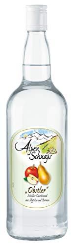 Alpenschnaps  Steinbeisser   1 x 1l   Obstler   pures Alpenglück im Glas