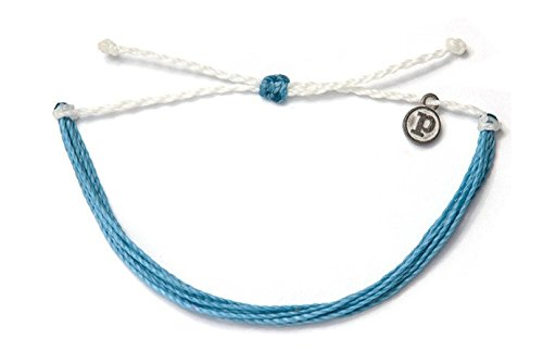 Pura Vida Anxiety Disorder Awareness Bracelet - Handcrafted Charity Collection Bracelets - 100% Waterproof