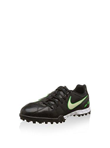 Nike Scarpa da Calcio Nero/Verde EU 38.5 (US 6Y)
