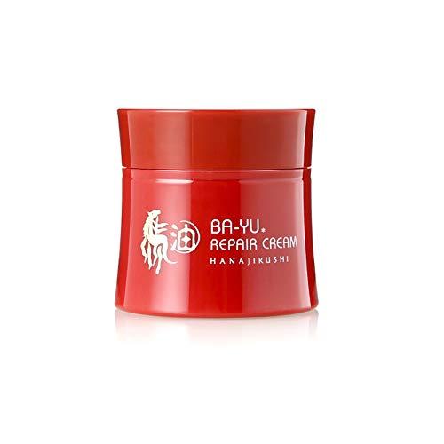 花印モイスチュアリペア馬油フェイスクリーム50g浸透型保湿美容クリーム