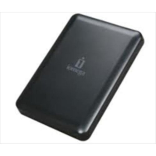 Iomega 34959 Select Portable 500GB externe Festplatte (6,4 cm (2,5 Zoll), USB 2.0)