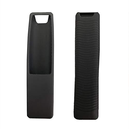 Olddreaming - Carcasa de silicona para mando a distancia de TV, compatible con Samsung Smart TV con mando a distancia para BN59-01312A 01312H BN59 01241A (negro)