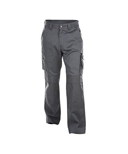 Dassy Unisex-Erwachsener Pantaloni Hose, Grigio, 56