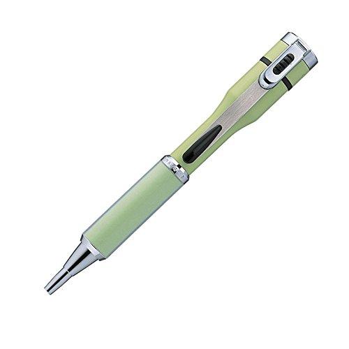 シヤチハタ ネームペン キャップレスS 本体のみ(印面別売) TKS-CUS3 ペールグリーン