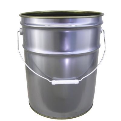 ペール缶本体 20L シルバー