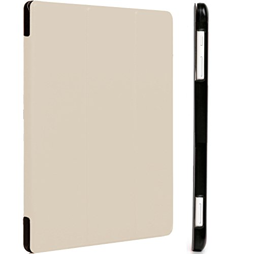 Forefront Cases Huawei MediaPad T2 10.0 Pro Hülle Schutzhülle Smart Case Cover + Stift & Displayschutz (WEIß) - 5