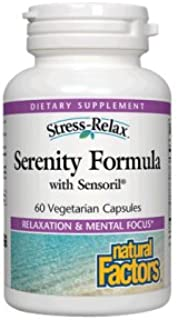 Serenity Formula with Sensoril 60 vcaps