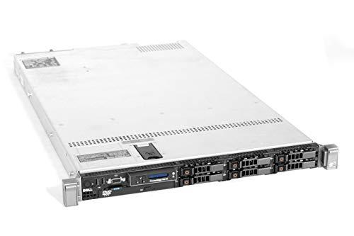 Dell PowerEdge R610 Server | 2X 2.53GHz 8 Cores | 48GB | PERC6i...