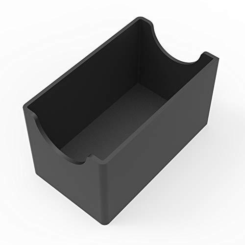 FixtureDisplays Sugar Packet Holder - Black 19683 19683!